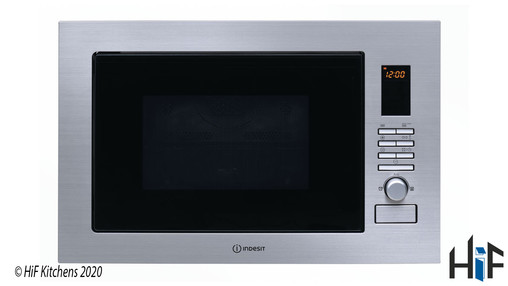 Indesit MWI222.2X Built-in Microwave Image