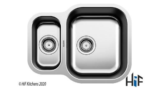 Blanco 453665 Essential 530-U Sink BL453665 Image