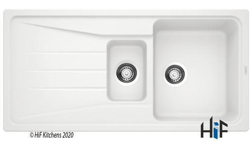 Blanco 519855 Sona 6 S Silgranit Sink Image