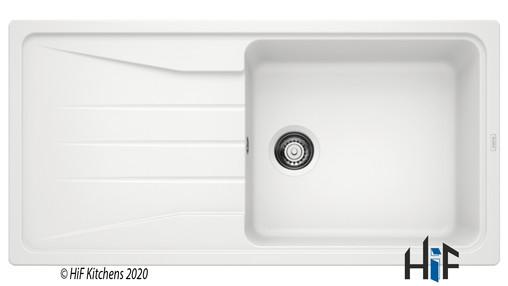 Blanco 519692 Sona XL 6 S Silgranit Sink Image