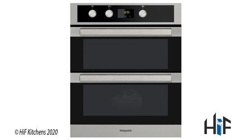 Hotpoint DKU5541JCIX  Built Under Double Oven Image