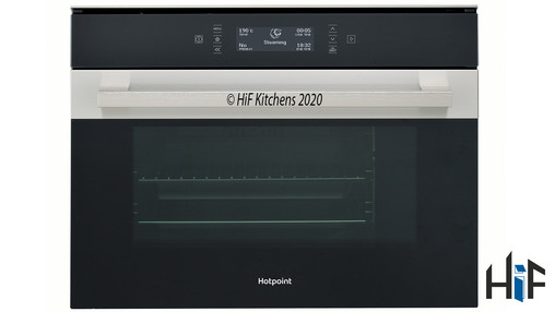 Hotpoint MS998IXH Compact Steam Oven Image