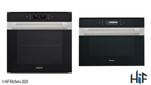 View Hotpoint Class 9 SI9891SPIX + MP996IXH Combo Deal offered by HiF Kitchens
