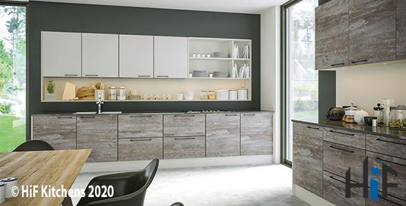 Zurfiz Driftwood Light Grey Image