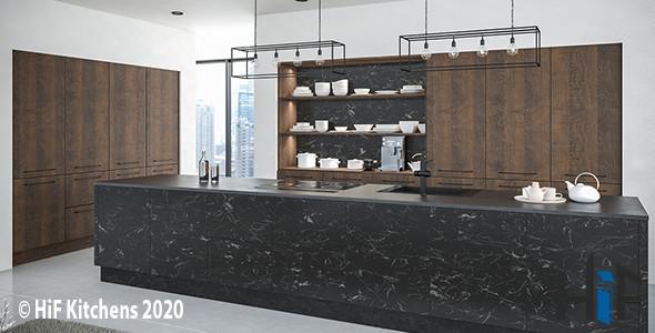 Zurfiz Oriental Black Image