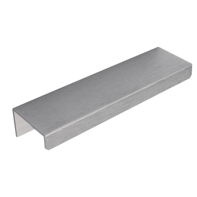 H1131.90.SS Kitchen Pull Handle 90mm Wide Stainless Steel  Image