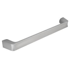 H1133.160.SS Kitchen D Handle 180mm Wide Stainless Steel  Image