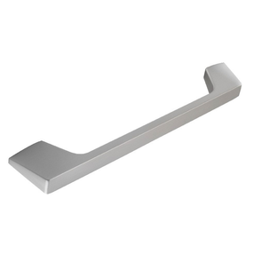 H1139.160.SS Kitchen D Handle 196mm Wide Stainless Steel  Image