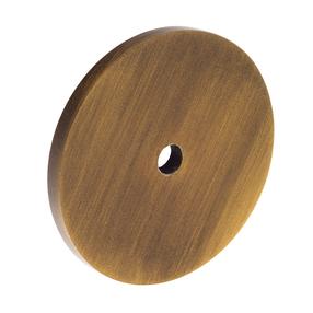 B383.40.BR Kitchen Circular Backplate Antiqued Bronze  Image