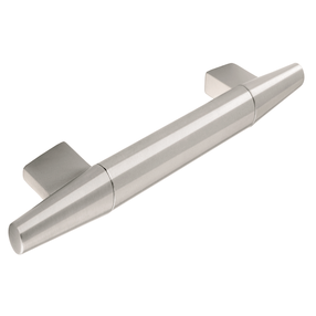 Added H410.224.SS Bar Handle Die-Cast Stainless Steel Effect To Basket