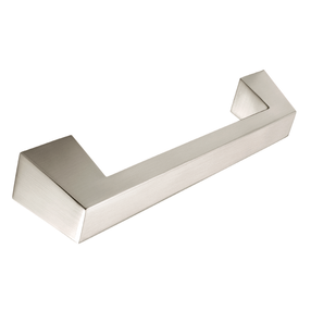 H522.160.SS D Handle Angular Stainless Steel Effect Image