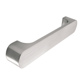 H581.128.SS Kitchen D Handle Stainless Steel Effect Image
