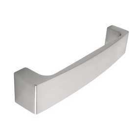 H582.128.SS Kitchen D Handle Stainless Steel Effect Image