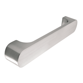H594.160.SS Kitchen D Handle Stainless Steel Effect Image