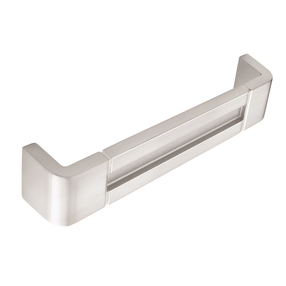 H701.160.SS D Handle Stainless Steel Effect Image
