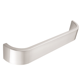 H721.224.SS D Handle Stainless Steel Effect Image