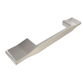 H857.128.SS D Handle Stainless Steel Effect Image