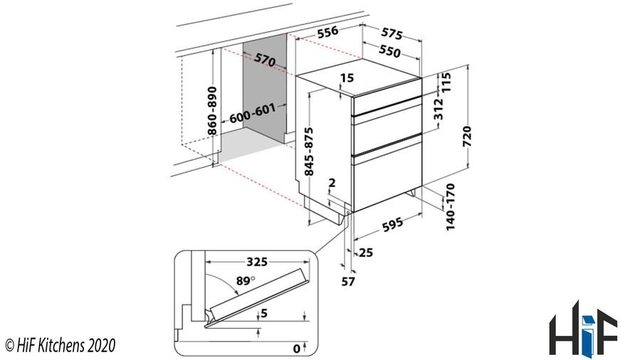 Indesit Aria IDU6340IXUK Double Oven Image 8