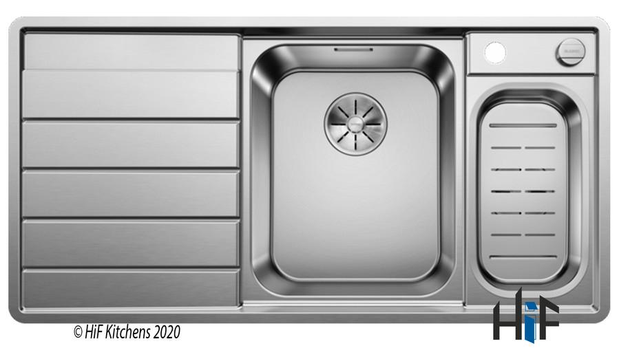Blanco 522104 Axis III 6 S-IF Sink BL468103 Image 1