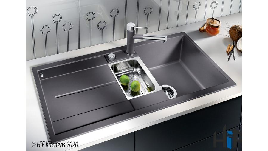 Blanco 513046 Metra 6 S Silgranit Sink Image 10