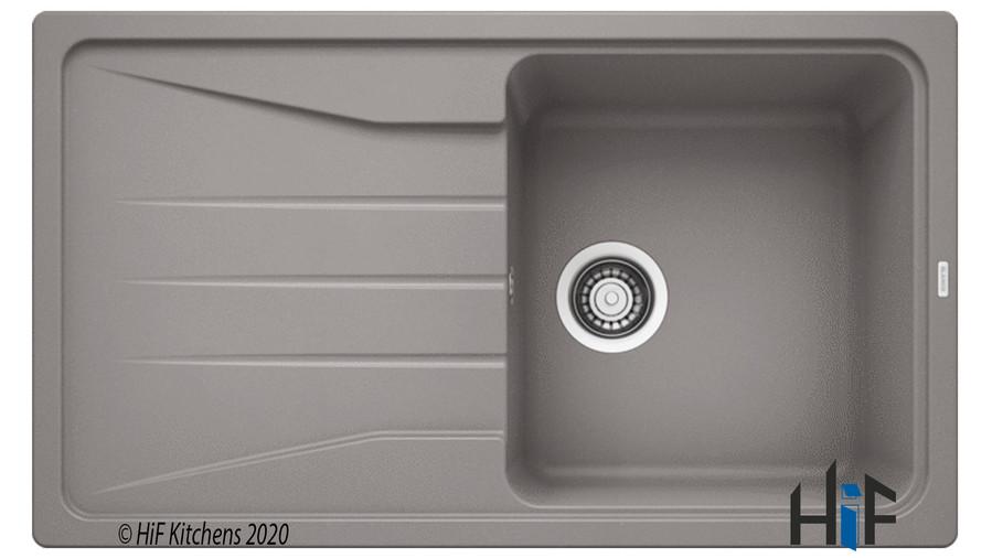 Blanco  519674 Sona 5 S Silgranit Sink Image 4