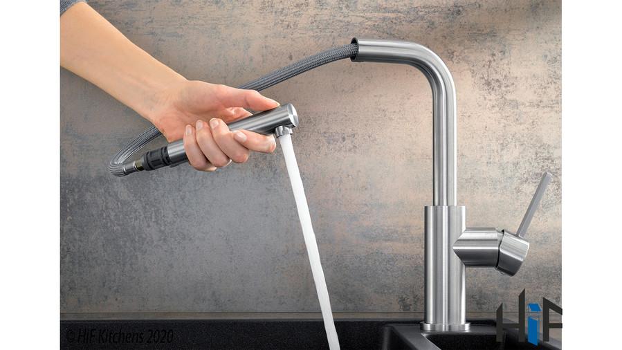 Blanco Lanora-S Kitchen Tap 523123 Image 3