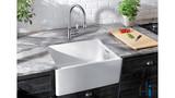 Blanco Vicus Single Lever Chrome Kitchen Tap 524287 Image 5 Thumbnail