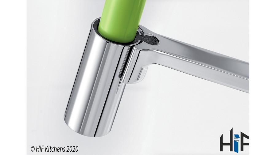 Blanco Viu-S Chrome Kitchen Tap 524813 Image 7