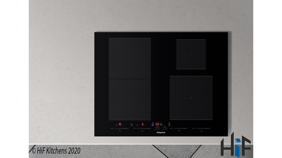 Hotpoint ACC654FNE 65cm Flex Pro Induction Hob Image 2
