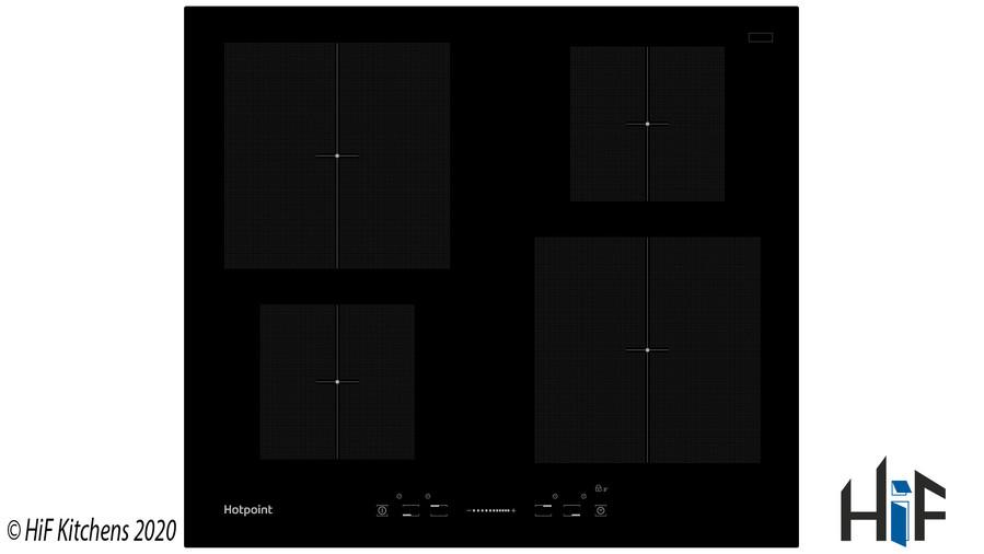 Hotpoint CIS640B 60cm Induction Hob Image 1