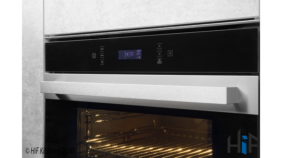 Hotpoint SI7871SCIX Multi Function Single Oven Image 3