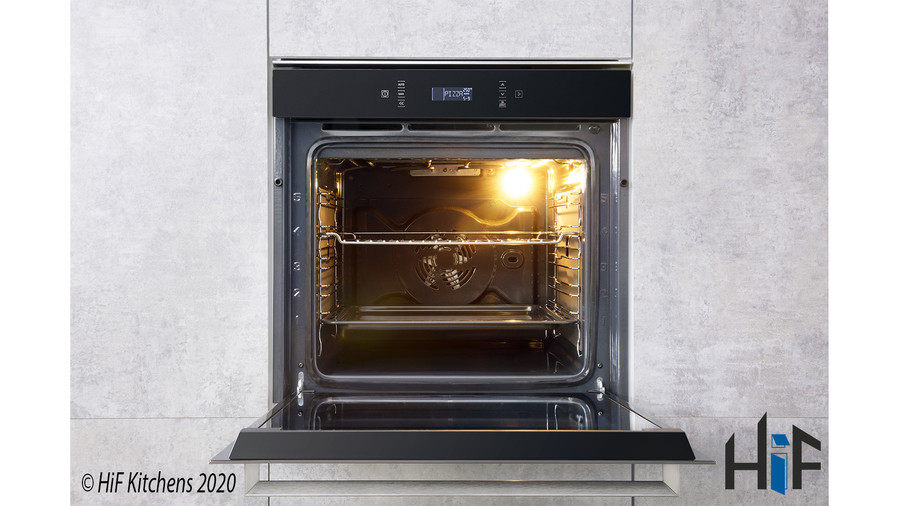 Hotpoint SI7871SCIX Multi Function Single Oven Image 9