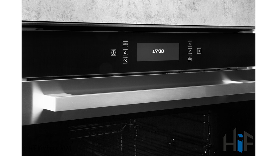 Hotpoint SI9891SCIX Multi Function Single Oven Image 2