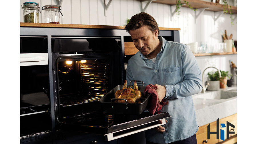 Hotpoint SI9891SCIX Multi Function Single Oven Image 4
