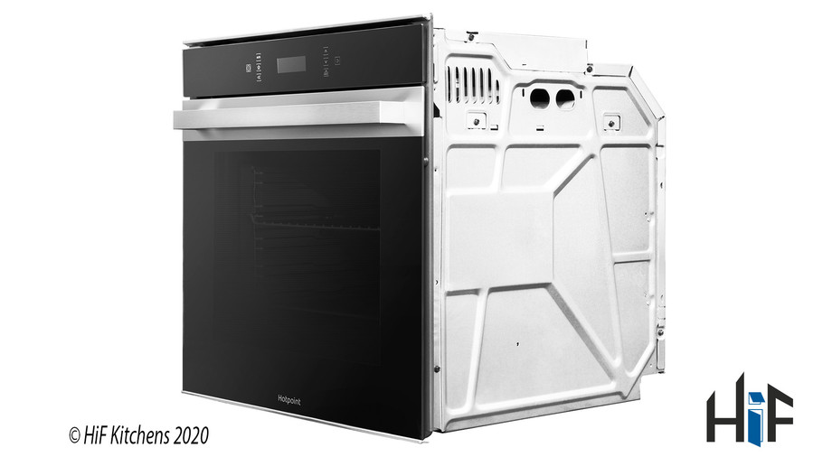 Hotpoint SI9891SCIX Multi Function Single Oven Image 10