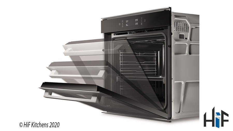 Hotpoint SI9891SPIX Multi Function Single Oven Image 7