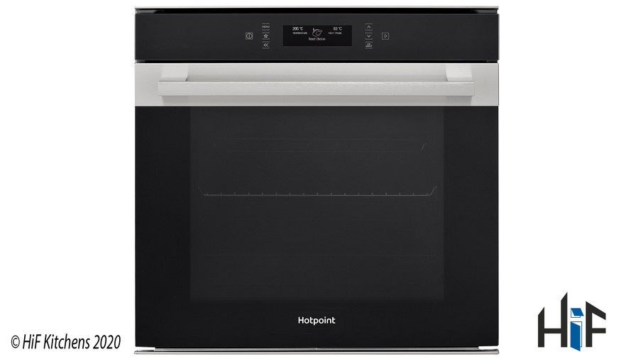 Hotpoint SI9891SPIX Multi Function Single Oven Image 1