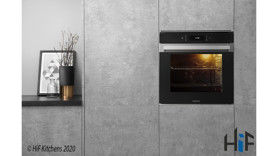 Hotpoint SI9891SPIX Multi Function Single Oven Image 12